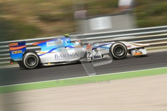 © 2012 Octane Photographic Ltd. Hungarian GP Hungaroring - Friday 27th July 2012 - GP2 Practice - Barwa Addax team - Josef Kral. Digital Ref : 0426cb7d9954