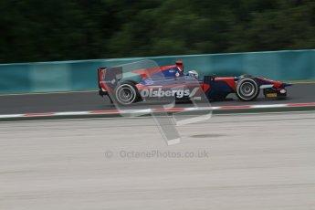 © 2012 Octane Photographic Ltd. Hungarian GP Hungaroring - Friday 27th July 2012 - GP2 Practice - iSport International - Marcus Ericsson. Digital Ref : 0426lw7d1050