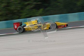 © 2012 Octane Photographic Ltd. Hungarian GP Hungaroring - Friday 27th July 2012 - GP2 Practice - Dams - Davide Valsecchi. Digital Ref : 0426lw7d1110
