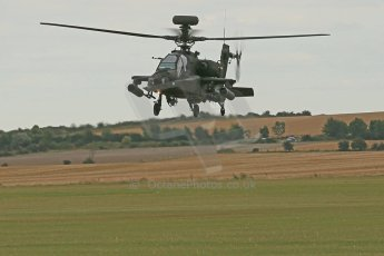 © Octane Photographic Ltd. Monday17th September 2012 – British Army Apache training at Duxford. Digital Ref : 0523cb1d0119