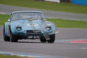 © Octane Photographic Ltd. Masters Racing – Pre-season testing – Donington Park, 5th April 2012. GT and Touring classes. Digital Ref : 0273cb1d0925