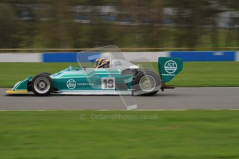 © Octane Photographic Ltd. Masters Racing – Pre-season testing – Donington Park, 5th April 2012. Single-seater classes. Digital Ref : 0272lw7d0347