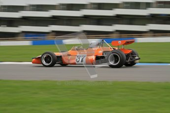 © Octane Photographic Ltd. Masters Racing – Pre-season testing – Donington Park, 5th April 2012. Single-seater classes. Digital Ref : 0272lw7d0546
