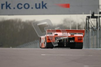 © Octane Photographic Ltd. Masters Racing – Pre-season testing – Donington Park, 5th April 2012. Sports and CanAm classes. Digital Ref : 0271cb1d0516