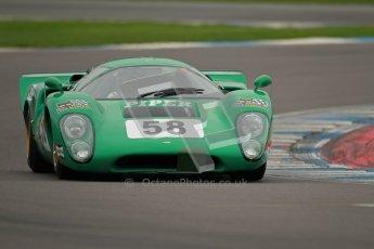 © Octane Photographic Ltd. Masters Racing – Pre-season testing – Donington Park, 5th April 2012. Sports and CanAm classes. Digital Ref : 0271cb1d0612