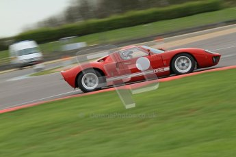 © Octane Photographic Ltd. Masters Racing – Pre-season testing – Donington Park, 5th April 2012. Sports and CanAm classes. Digital Ref : 0271cb7d6424