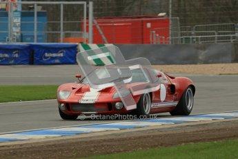 © Octane Photographic Ltd. Masters Racing – Pre-season testing – Donington Park, 5th April 2012. Sports and CanAm classes. Digital Ref : 0271lw7d1863