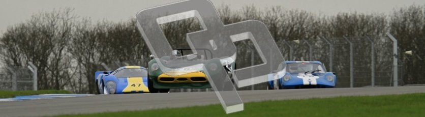 © Octane Photographic Ltd. Masters Racing – Pre-season testing – Donington Park, 5th April 2012. Sports and CanAm classes. Digital Ref : 0271lw7d9721