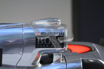 © 2012 Octane Photographic Ltd. Vodafone McLaren Mercedes Technical Car Launch MP4/27  Digital Ref : 0216lw7d1259