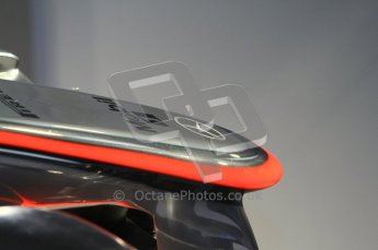 © 2012 Octane Photographic Ltd. Vodafone McLaren Mercedes Technical Car Launch MP4/27  Digital Ref : 0216lw7d1274