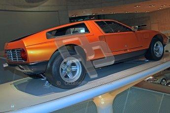 © Octane Photographic Ltd. Mercedes-Benz Museum – Stuttgart. Tuesday 31st July 2012. Digital Ref : 0442cb7d1250
