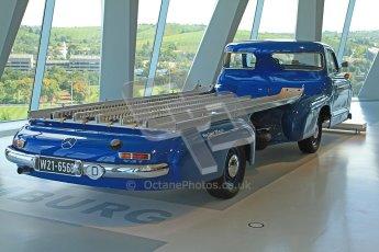 © Octane Photographic Ltd. Mercedes-Benz Museum – Stuttgart. Tuesday 31st July 2012. Digital Ref : 0442cb7d1280
