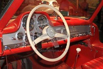© Octane Photographic Ltd. Mercedes-Benz Museum – Stuttgart. Tuesday 31st July 2012. Digital Ref : 0442cb7d1299