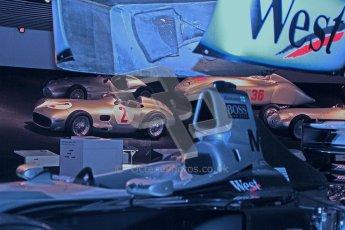 © Octane Photographic Ltd. Mercedes-Benz Museum – Stuttgart. Tuesday 31st July 2012. Digital Ref : 0442cb7d1373