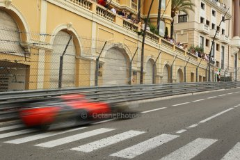 © Octane Photographic Ltd. 2012. F1 Monte Carlo - Race. Sunday 27th May 2012. Timo Glock - Marussia. Digital Ref : 0357cb1d8020