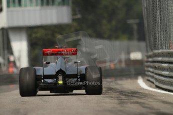 © 2012 Octane Photographic Ltd. Italian GP Monza - Saturday 8th September 2012 - F1 Qualifying. McLaren MP4/27 - Jenson Button. Digital Ref : 0513lw7d8042