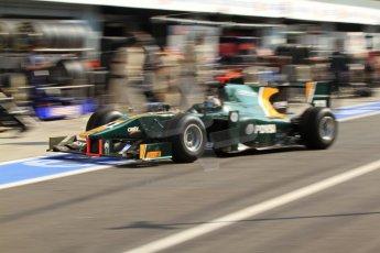 © 2012 Octane Photographic Ltd. Italian GP Monza - Friday 7th September 2012 - GP2 Qualifying - Caterham Racing - Rodolfo Gonzalez. Digital Ref : 0508cb7d2294