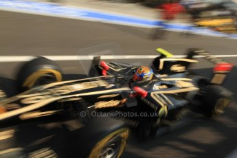 © 2012 Octane Photographic Ltd. Italian GP Monza - Friday 7th September 2012 - GP2 Qualifying - Lotus GP - Esteban Gutierrez. Digital Ref : 0508cb7d2347