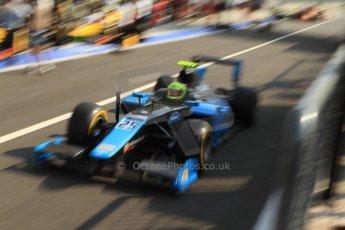 © 2012 Octane Photographic Ltd. Italian GP Monza - Friday 7th September 2012 - GP2 Qualifying - Ocean Racing Technology - Nigel Melker. Digital Ref : 0508cb7d2363