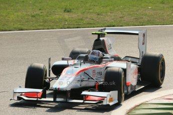 © 2012 Octane Photographic Ltd. Italian GP Monza - Friday 7th September 2012 - GP2 Qualifying - Rapax - Stefano Coletti. Digital Ref : 0508lw1d0043