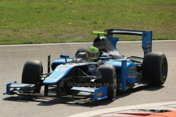 © 2012 Octane Photographic Ltd. Italian GP Monza - Friday 7th September 2012 - GP2 Qualifying - Ocean Racing Technology - Nigel Melker. Digital Ref : 0508lw1d0226