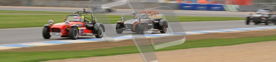 © Octane Photographic Ltd. Motors TV day – Donington Park,  Saturday 31st March 2012. Caterham Graduates – Super and Sigma classes. Digital ref : 0269lw7d8814