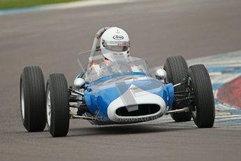 © Octane Photographic Ltd. Motors TV day – Donington Park,  Saturday 31st March 2012. Formula Junior 2nd session, Jarrah Venables - Nota. Digital ref : 0268cb1d9975