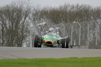 © Octane Photographic Ltd. Motors TV day – Donington Park,  Saturday 31st March 2012. Formula Junior 2nd session, Alex Morton - Ausper T3. Digital ref : 0268lw7d8426