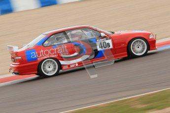 © Octane Photographic Ltd. Motors TV day – Donington Park,  Saturday 31st March 2012. Kumho BMW Championship, Darren Fielding - BMW M3. Digital ref : 0266cb7d6086