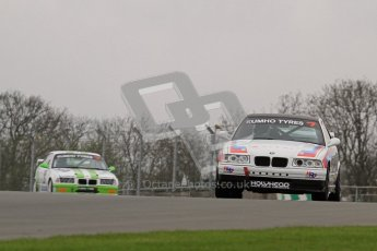 © Octane Photographic Ltd. Motors TV day – Donington Park, Saturday 31st March 2012. Kumho BMW Championship. Digital ref : 0266lw7d7516
