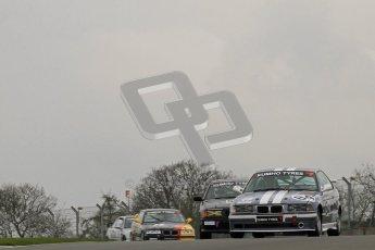 © Octane Photographic Ltd. Motors TV day – Donington Park,  Saturday 31st March 2012. Kumho BMW Championship, Phillip Grayson, BMW 318iS Coupe (M44). Digital ref : 0266lw7d7522
