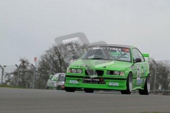 © Octane Photographic Ltd. Motors TV day – Donington Park,  Saturday 31st March 2012. Kumho BMW Championship, John Jones - BMW 328iS. Digital ref : 0266lw7d7542