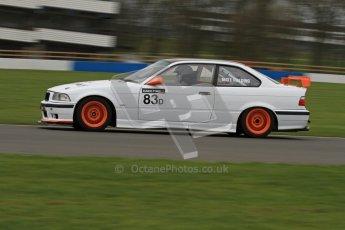 © Octane Photographic Ltd. Motors TV day – Donington Park,  Saturday 31st March 2012. Kumho BMW Championship, . Digital ref : 0266lw7d7618