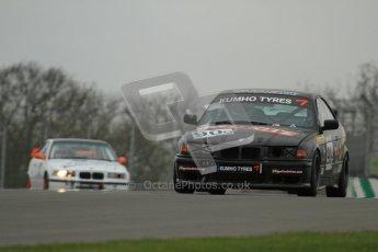 © Octane Photographic Ltd. Motors TV day – Donington Park,  Saturday 31st March 2012. Kumho BMW Championship. Digital ref : 0266lw7d7668