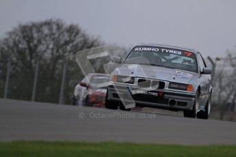 © Octane Photographic Ltd. Motors TV day – Donington Park,  Saturday 31st March 2012. Kumho BMW Championship. Digital ref : 0266lw7d7675