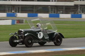 © Octane Photographic Ltd. Motors TV day – Donington Park, Saturday 31st March 2012. VSCC Pre-War Sportscars, Norman Pemberton - Talbot 95/105. Digital ref : 0265lw7d7139