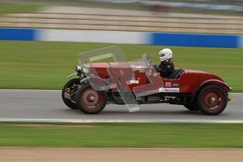 © Octane Photographic Ltd. Motors TV day – Donington Park, Saturday 31st March 2012. VSCC Pre-War Sportscars, Duncan Arthurs - Invicta Sports Tourer. Digital ref : 0265lw7d7313