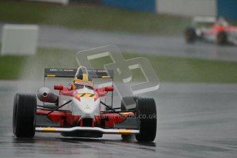 © Octane Photographic Ltd. MSVR - Donington Park, 29th April 2012 - F3 Cup. Dave Karaskas, Dallara F300. Digital ref : 0311lw1d5671