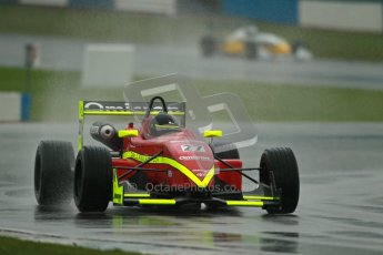 © Octane Photographic Ltd. MSVR - Donington Park, 29th April 2012 - F3 Cup. Tristan Cliffe, Dallara F307. Digital ref : 0311lw1d5734