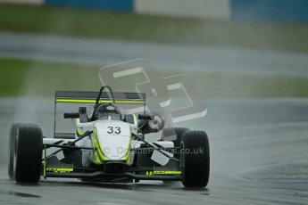 © Octane Photographic Ltd. MSVR - Donington Park, 29th April 2012 - F3 Cup. Benjamin Harvey, Dallara F307. Digital ref : 0311lw1d5864