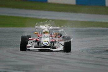 © Octane Photographic Ltd. MSVR - Donington Park, 29th April 2012 - F3 Cup. Matt Payne, Dallara F307 Mercedes HWA. Digital ref : 0311lw1d5992