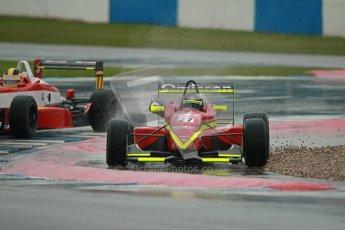 © Octane Photographic Ltd. MSVR - Donington Park, 29th April 2012 - F3 Cup. Tristan Cliffe, Dallara F307. Digital ref : 0311lw1d6156