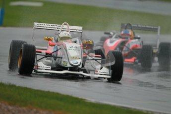 © Octane Photographic Ltd. MSVR - Donington Park, 29th April 2012 - F3 Cup. Matt Payne, Dallara F307 Mercedes HWA. Digital ref : 0311lw1d6208