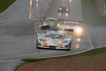 © Octane Photographic Ltd. MSVR - Donington Park, 29th April 2012 - GT Cup. Martin Short, Mosler Super GT. Digital ref : 0312lw1d6394