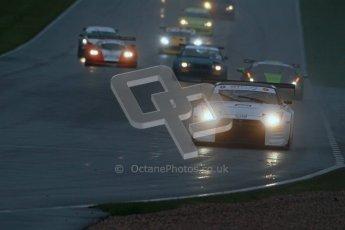 © Octane Photographic Ltd. MSVR - Donington Park, 29th April 2012 - GT Cup. Ben and Frederick Hetherington, Nissan GTR GT3. Digital ref : 0312lw1d6462