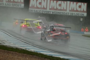 © Octane Photographic Ltd. MSVR - Donington Park, 29th April 2012 - GT Cup. Chris Bentley, Porsche 996. Digital ref : 0312lw1d6508