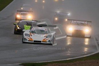 © Octane Photographic Ltd. MSVR - Donington Park, 29th April 2012 - GT Cup. Martin Short, Mosler Super GT. Digital ref : 0312lw1d6534