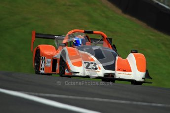 © Carl Jones/Octane Photographic Ltd. OSS Championship – Oulton Park. Saturday 1st September 2012. Race. Simon Tilling, Radical SR3. Digital Ref : 0490CJ7D1056
