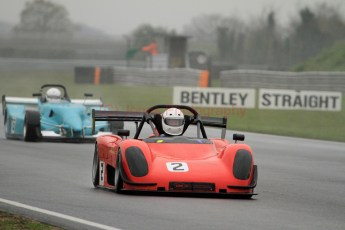 © Jones Photography. OSS Championship Round 1, Snetterton, 28th April 2012. Ake Bornebush, Radical Pro 6. Digital Ref: 0390CJ7D9567