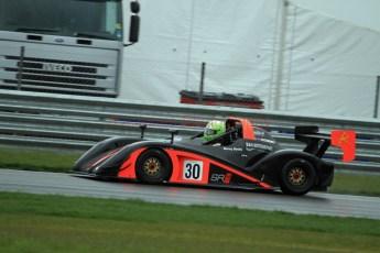 © Jones Photography. OSS Championship Round 1, Snetterton, 28th April 2012. Darcy Smith, Radical SR4. Digital Ref: 0390CJ7D9585